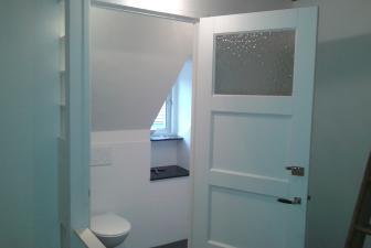 Badkamer op zolder - Staghouwer
